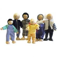 extended family dolls