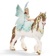 fairy on horse