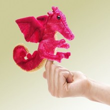 mini dragon puppet
