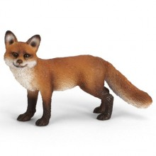 schleich fox