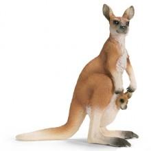 schleich kangaroo