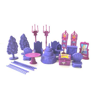 castle contents