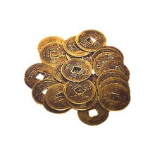 iching coins small