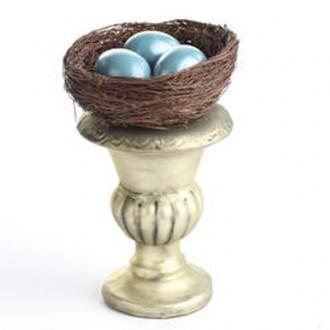 nest on pedestal