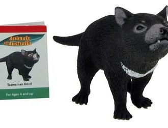 Large Tasmanian Devil