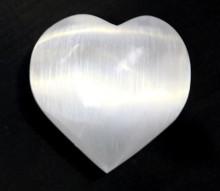 Selenite Heart 2