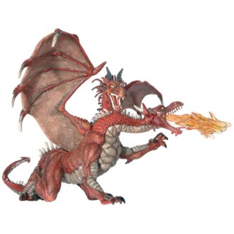 2 headed dragon