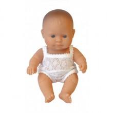 AT anatomical white baby