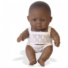 AT brown baby