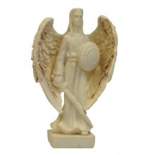Archangel Michael Ivory Small