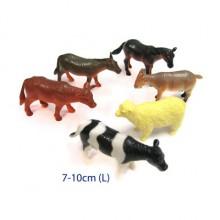 ANIMALS-FARM 6PC