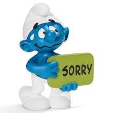 sorry smurf