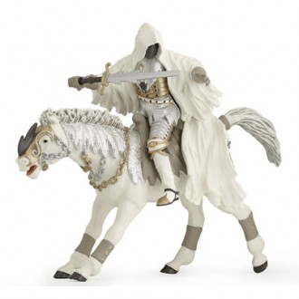 ghost horse and rider