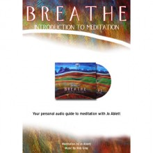 jo ablett breathe CD cover