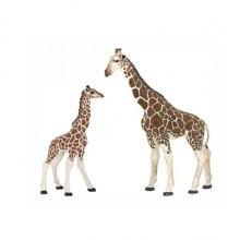 papo giraffes