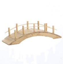 golden wood bridge