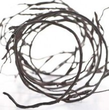 twig garland