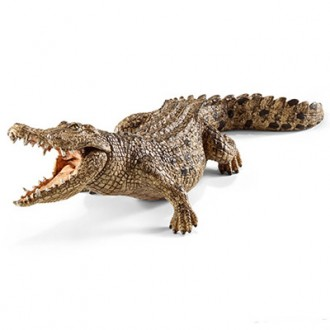 schleich croc