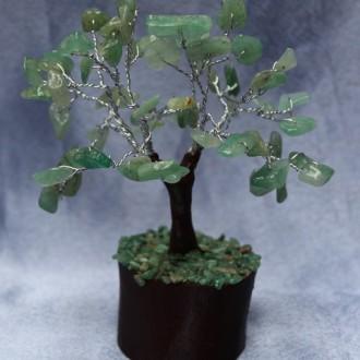 Green Aventurine Fairy Size Tree