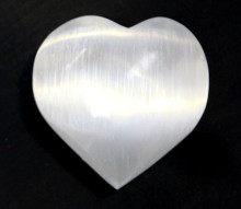 Selenite Heart 2