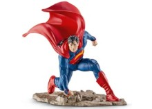 Superman Kneeling