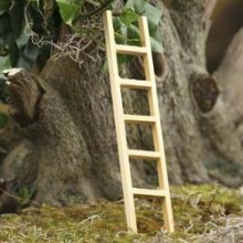 miniature_wood_ladder_medium